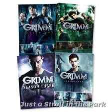 Grimm: TV Series Complete Seasons 1 2 3 4 Box / DVD Set(s) NEW!