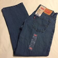 Levi Strauss 505 Boys Jeans Size 14 (27 x 27) Straight Leg/Fit ~~ BRAND NEW!!