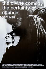 DIVINE COMEDY POSTER THE CERTAINTY OF CHANCE