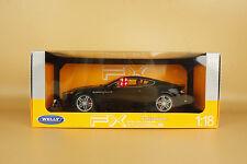 1/18 Welly FX Model Aston Martin DB9 Coupe black COLOR MODEL