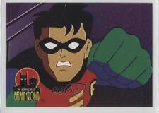 1995 Skybox The Adventures of Batman & Robin 13 An Able Ally Non-Sports Card 1k3
