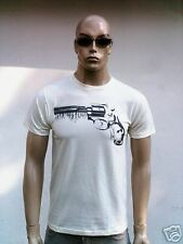 Cow-boy noble pistolet 8mm Gun t-shirt G s/m