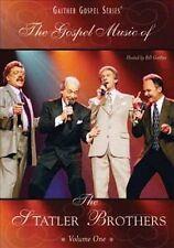 The Statler Brothers: Gospel Music, Vol. 1 (DVD, 2010) Brand New Gaither Gospel