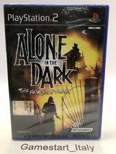 ALONE IN THE DARK THE NEW NIGHTMARE - PS2 - VIDEOGIOCO NUOVO SIGILLATO PAL NEW