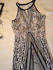 WOMENS gorgeous   XL   CALVIN KLEIN MAXI DRESS  12-14  16?