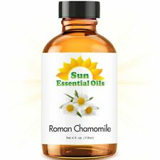 Chamomile (Roman) (Large 4 ounce) Best Essential Oil FREE SHIPPING