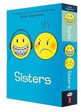 Smile and Sisters: The Box Set, Telgemeier, Raina, Good Book