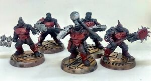 Goliath Gang Assembled/Partially Painted (w/ optional upgrade to full painted))