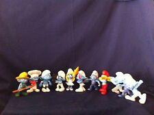 SMURFS! 11 Smurfs!