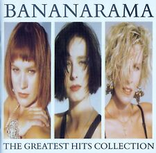 BANANARAMA : THE GREATEST HITS COLLECTION / CD
