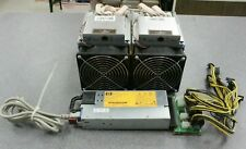 2 Bitmain Antminer Z9 mini ASIC miner Equihash With HP Power Supply Connector