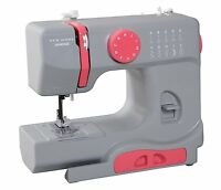Janome Graceful Gray Portable Sewing Machine