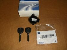 Cobalt Ignition Switch Key Kit~23237273~Genuine GM~HHR~Sky~G5~Solstice~2005-2011