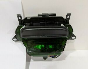 1997-2003 Ford F-150 Overhead Console Display Compass Temperature