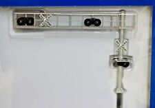HO Scale - WALTHERS 949-4330 CROSSING SIGNALS: Modern 2-Lane Cantilever Signal
