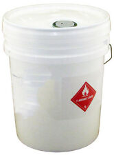 5 Gallon Pail of Pure Acetone Industrial Paint Glue Remover Lab Solvent Cleaner