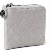 PARABELLUM Courier Zip-Around Leather Billfold Wallet $325 NWT Hand made in USA