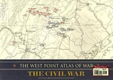 The West Point Atlas of War: The Civil War - Paperback - VERY GOOD