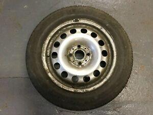 """BMW Mini Cooper One S 15"""" Steel Wheel & Tyre R50 R52 R53 R56 R55 R57 Alloy 4x100"""