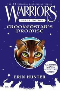 Warriors Super Edition Ser.: Warriors Super Edition: Crookedstar's Promise by...