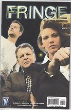 FRINGE: TALES from the FRINGE #1 (1:10 Photo Variant) JJ Abrams TV Series (9.8)