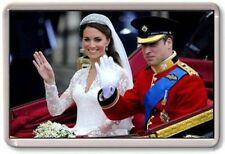 William and Kate Fridge Magnet #4 royal wedding
