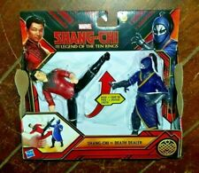 """Shang-Chi & The Legend of The Ten Rings: Shang-Chi vs Death Dealer 6"""" Figures!"""
