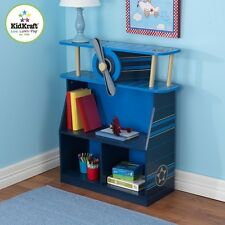 KidKraft Airplane Bookcase 76270 Kids Furniture New