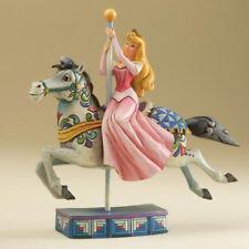 Jim Shore Sleeping Beauty AURORA Carousel Horse Disney Traditions 4011743