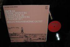 DVORAK String Sextet in A Major PHILIPS CHAMBER MUSIC SERIES LP