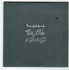 (EZ782) Twin Brakes, Fight Or Flight - 2000 DJ CD
