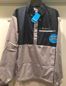 Columbia Men's Mountain Side Windbreaker Jacket XL NWT $60