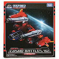 100 Takara Transformers Diaclone Da-07 Cosmo Battles 02 MIB in Stock