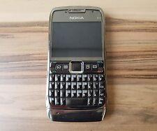Nokia E71 Grey Steel Ohne Simlock Top Handy