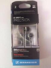Sennheiser CX300-B In-Ear Stereo Headphone