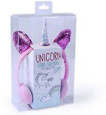 Unicorn EL0008 On-ear Headphones - Pink