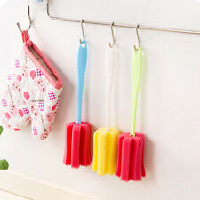 2 Pcs/lot Durable Cup Brush Cleaning Sponge Cleaning Brushes Kitchen Tool