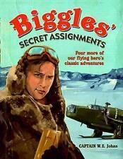 Biggles' Secret Assignments (Biggles Omnibus 2), W.E. Johns, Excellent Book
