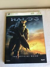 Xbox 360 Xbox Live Halo 3 The Official Guide 2007 Piggyback Interactive PB
