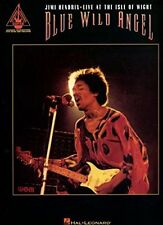 Partition pour guitare - Jimi Hendrix Live at the Isle of Wight Blue Wild Angel