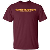 Men's Washington Redskins Football 2021 Team Est 1932 T-Shirt Size S-5XL