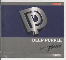 Deep Purple-Live at Montreux 1996 (CD) NEW/SEALED!!!