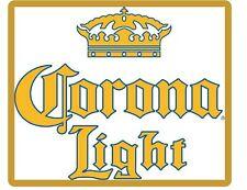 Corona Light Beer Logo Refrigerator / Tool Box Magnet
