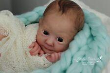 BLANK Reborn Doll Kit Theo By Jessica Schenk (VINYL PARTS ONLY)