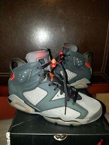 Air Jordan 6 Retro PSG size 7 men preowned