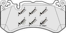 FRONT BRAKE PADS FOR MERCEDES-BENZ E-CLASS T-MODEL GENUINE APEC PAD1616