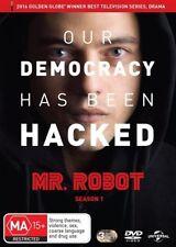 Mr. Robot Season 1 (DVD, 2016, region 2 & 4, 3-Disc Set)