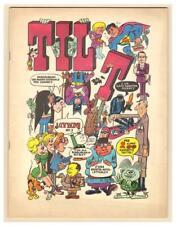 rivista TILT nn. 1 Editrice Sgt Kirk 1968
