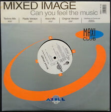 """Mixed Image 12"""" Can You Feel The Music - France"""
