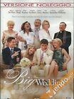 DVD THE BIG WEDDING COMMEDIA ULTIMO FILM DI ROBIN WILLIAMS USATO EX NOLEGGIO